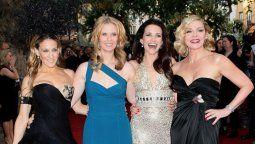 La actrices de la serie Sex and the City ganarán más de 1 millón