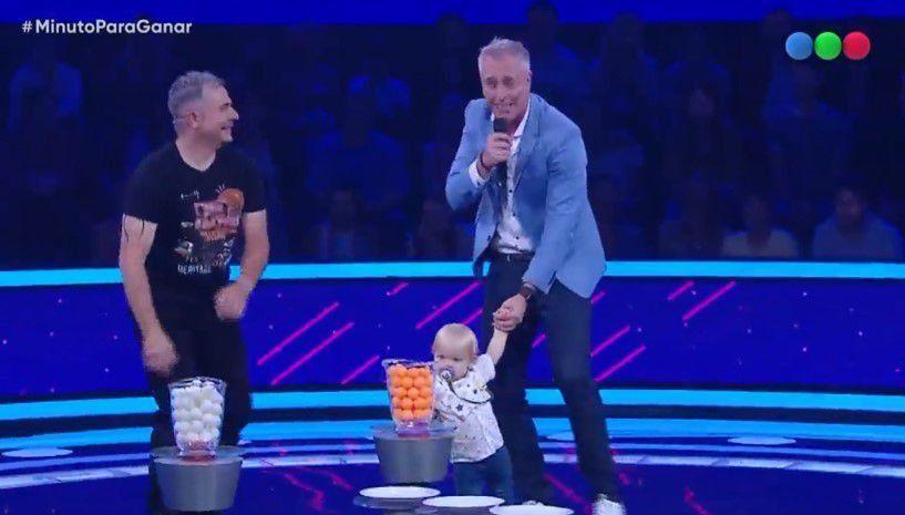 El divertido blooper de Mirko en Telefe