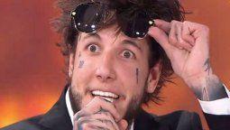 Alex Caniggia fue eliminado del Cantando