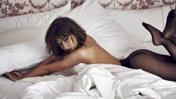 Úrsula Corberó explota las redes tras publicar un cuadro sexual