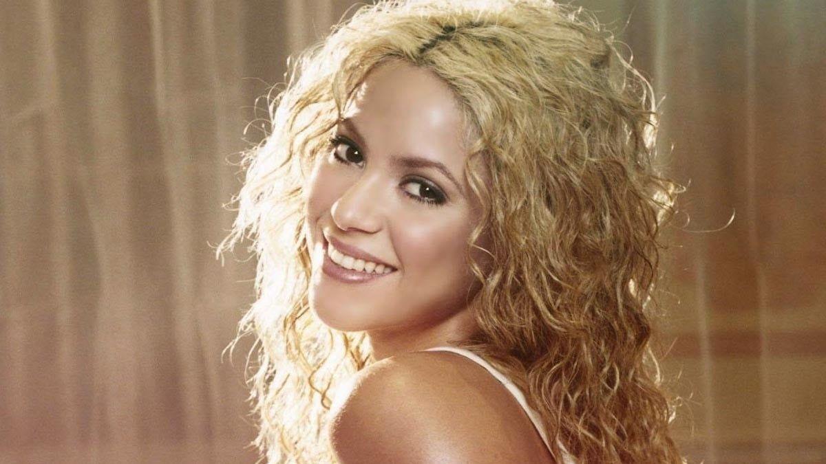 Shakira en traje de baño enamoró a todos en las redes