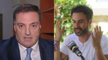 Mario Baudry sobre los audios de Luque y Morla: Es como si estuvieran  preparando la muerte de Diego