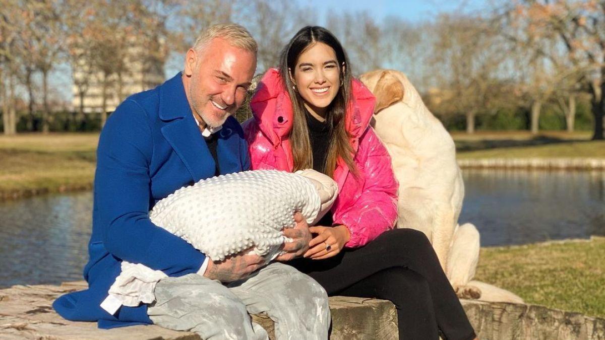Sharon Fonseca y Gianluca Vacchi redescubren Roma junto a Blu Jerusalema