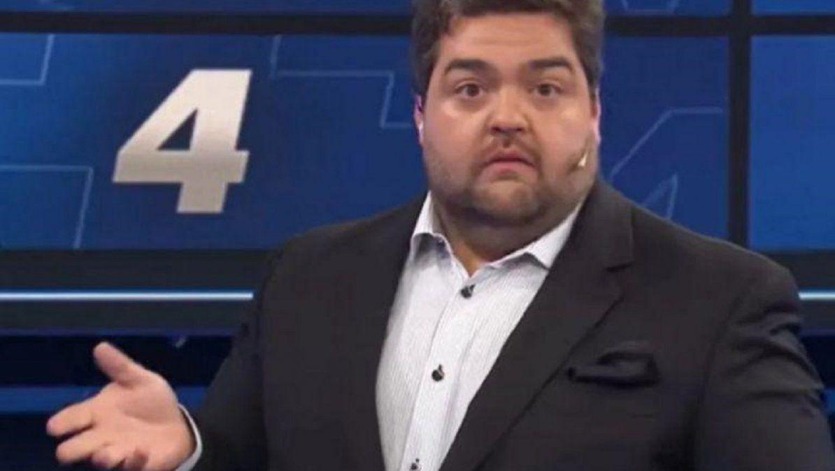 Darío Barassi en 100 Argentinos Dicen: No me jodan más