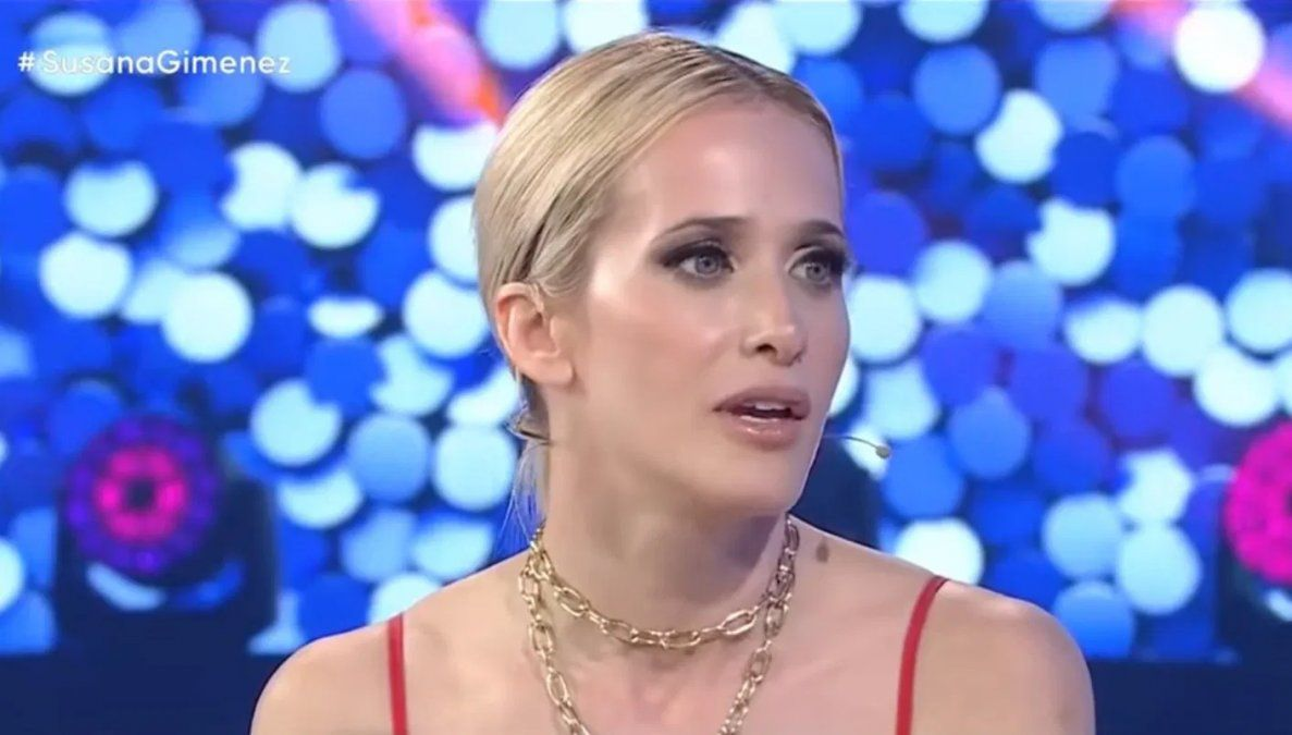Julieta Prandi llevó a la Justicia a su ex
