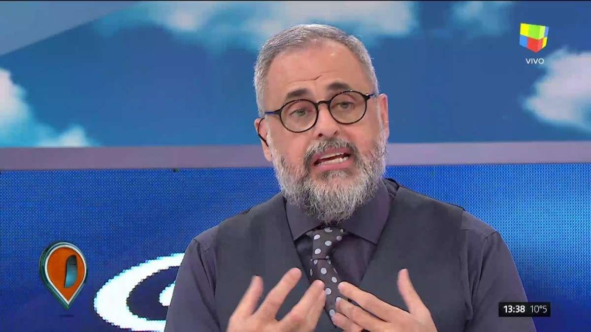 Jorge Rial confirmó que deja Intrusos por casos de Covid-19