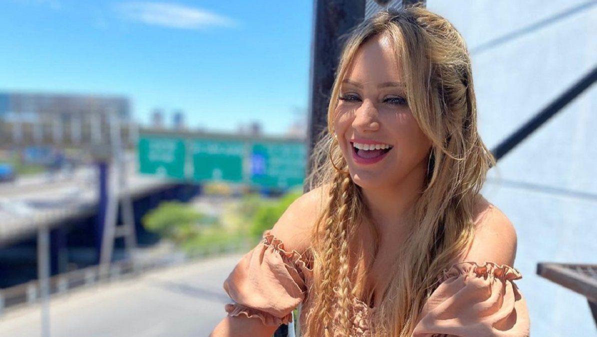 Karina La Princesita reveló por qué no tiene fotos de cuando estuvo embarazada