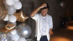Lizardo Ponce asistió a la polémica fiesta de Neymar