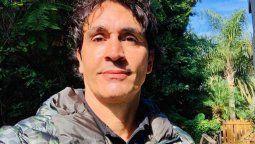 El actor Sebastián Estevanez sufrió un accidente doméstico hace dos semanas