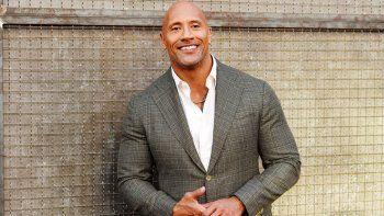 Dwayne Johnson The Rock reveló a quién le dará su voto