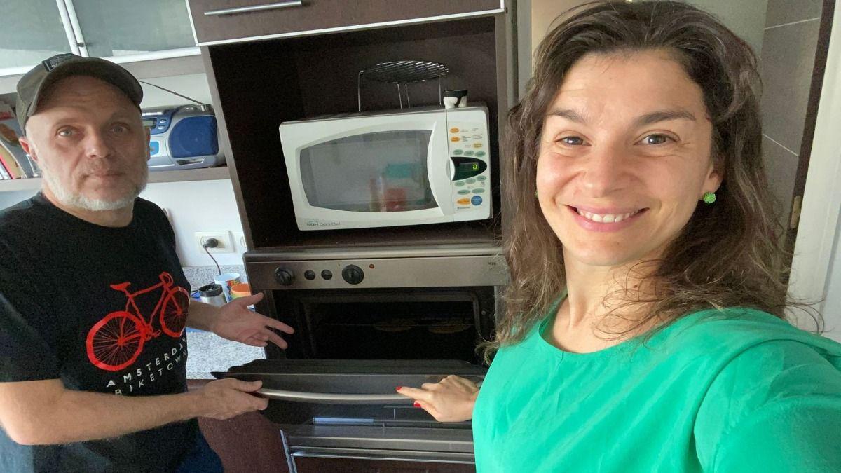 Sebastián Wainraich es uno de los participantes del nuevo reality Chef a domicilio