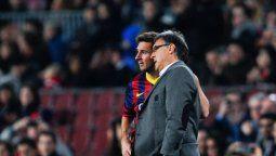 Desvelan influencia de Lionel Messi en la época del Tata Martino