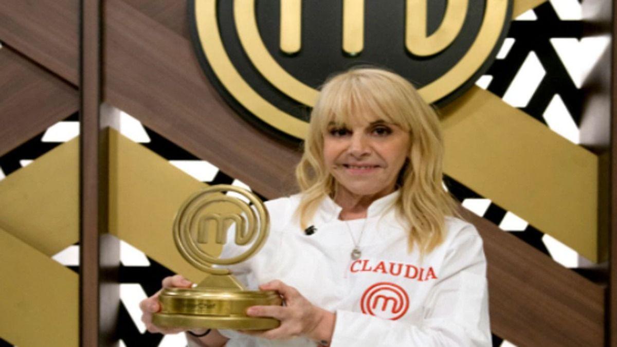 La entrada de Claudia Villafañe que la hizo ganadora de Masterchef