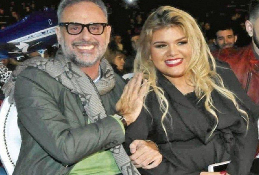 Jorge Rial es abuelo: nació Francesco, el hijo de Morena