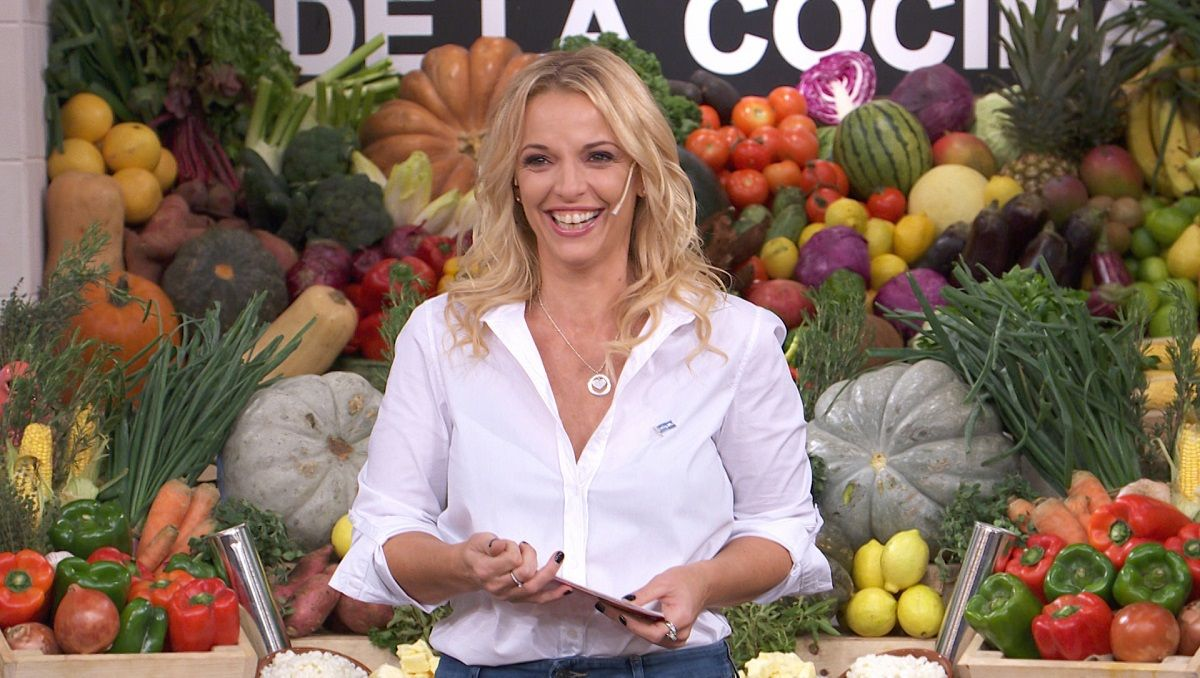 El Gran Premio de la Cocina: Carina Zampini comió churro