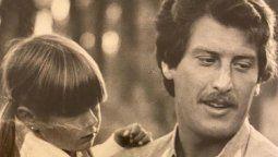 Milagros Brito despidió a su padre, Jorge Brito