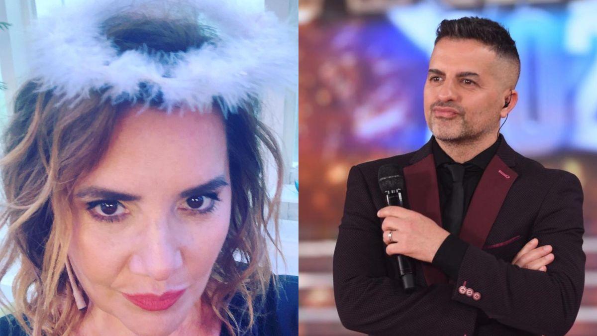 En LAM se transmite hijaputez: Nancy Pazos contra Ángel De Brito tras su debut en el programa de Flor Peña