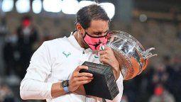 Rafa Nadal cuenta su camino hacia el título en Roland Garros