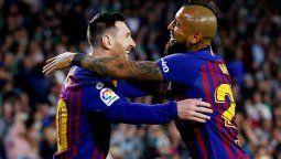 ¡Contundente! Arturo Vidal: Entre Lionel Messi y Cristiano Ronaldo no hay comparación