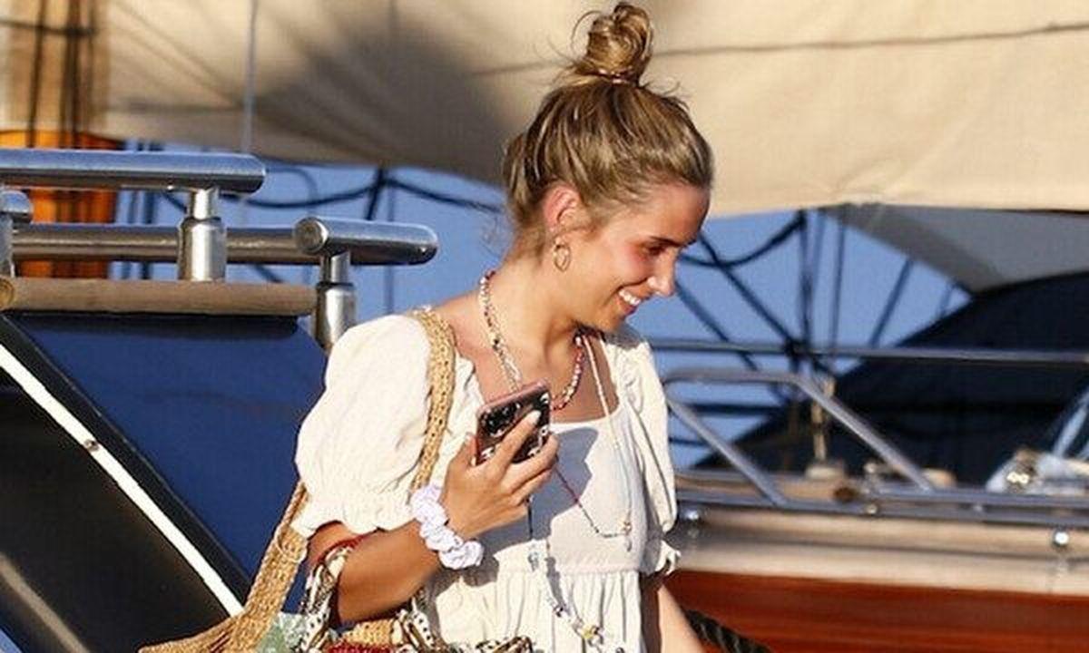 María Pombo se escapa a Ibiza con sus amigas