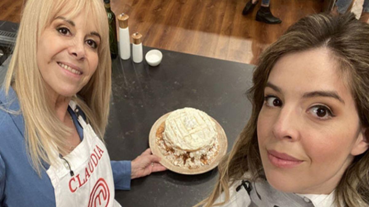 Claudia Villafañe celebra su cumpleaños 59 y así la felicitó Dalma Maradona