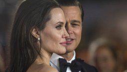 Angelina Jolie da un giro en la batalla legal con Brad Pitt