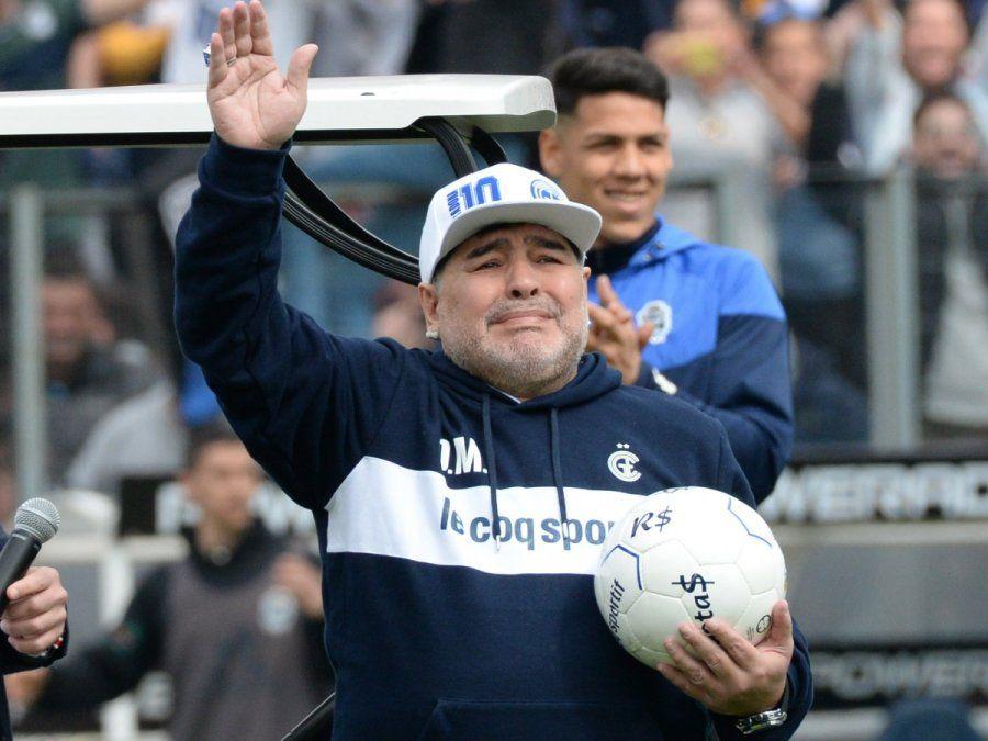 El psicologo habló de la salud mental de Maradona