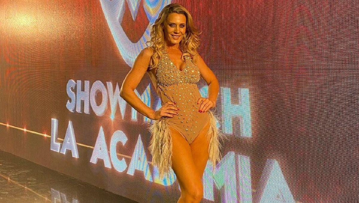 El llanto de Rocío Marengo por su paso en La Academia