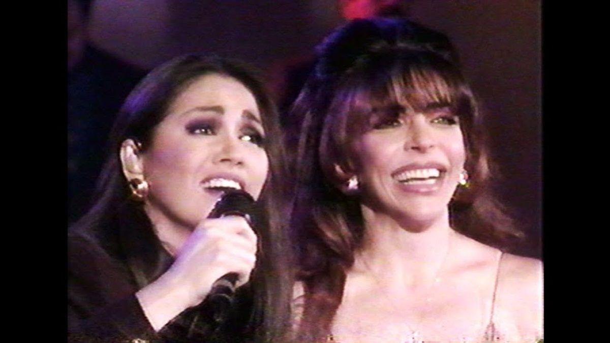 ¡Treinta años oculta! La relación entre Verónica Castro y Ana Gabriel