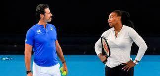¡A buen nivel! Serena Williams no ha estado mal desde que es madre