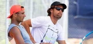 ¡Lamentable! Rafa Nadal se queda sin Carlos Moyá para Australia