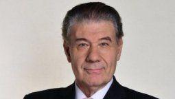 El periodista Víctor Hugo Morales fue internado el domingo