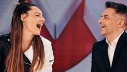 La reacción de Pampita y Ángel de Brito a las críticas de Lolo Rossi