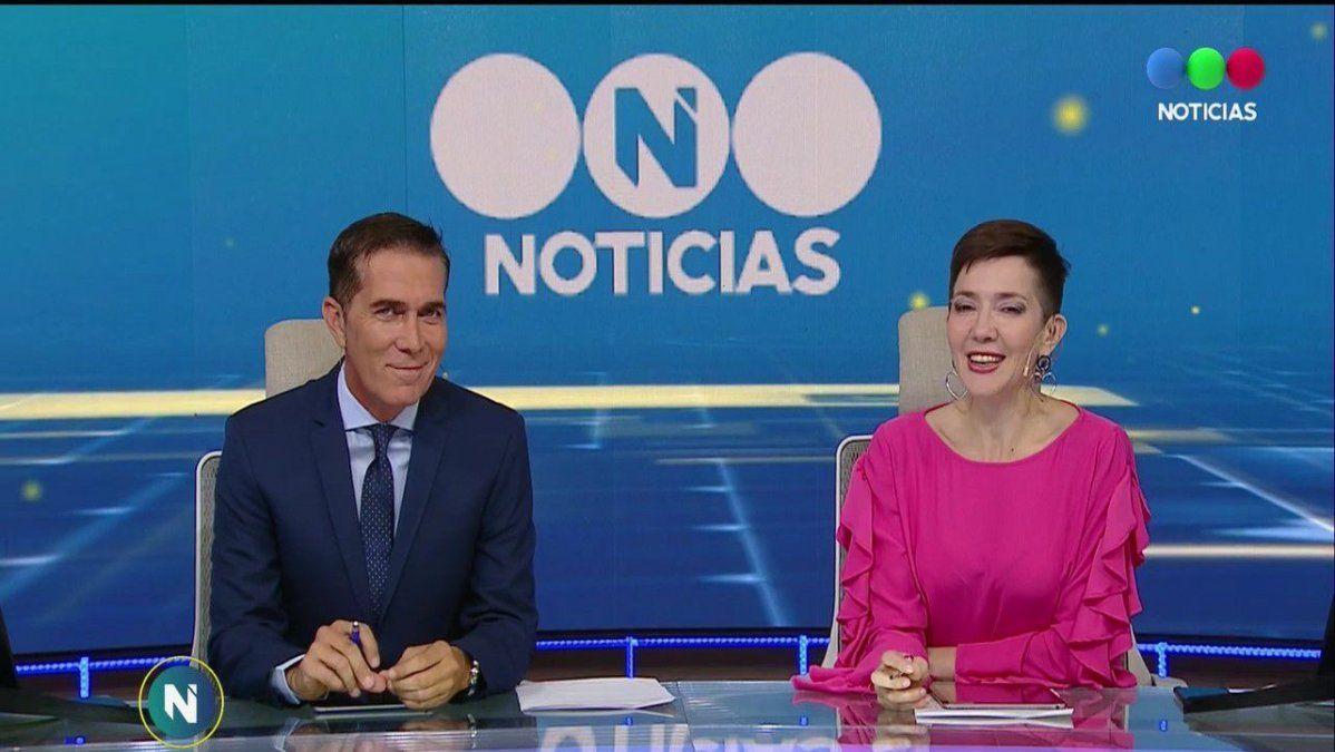 En vivo, una entrevistada les preguntó sobre su romance a Cristina Pérez y Rodolfo Barili: mirá lo que contestaron
