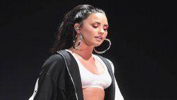 ¡Duro! Demi Lovato cuenta sus caídas en un año tan difícil