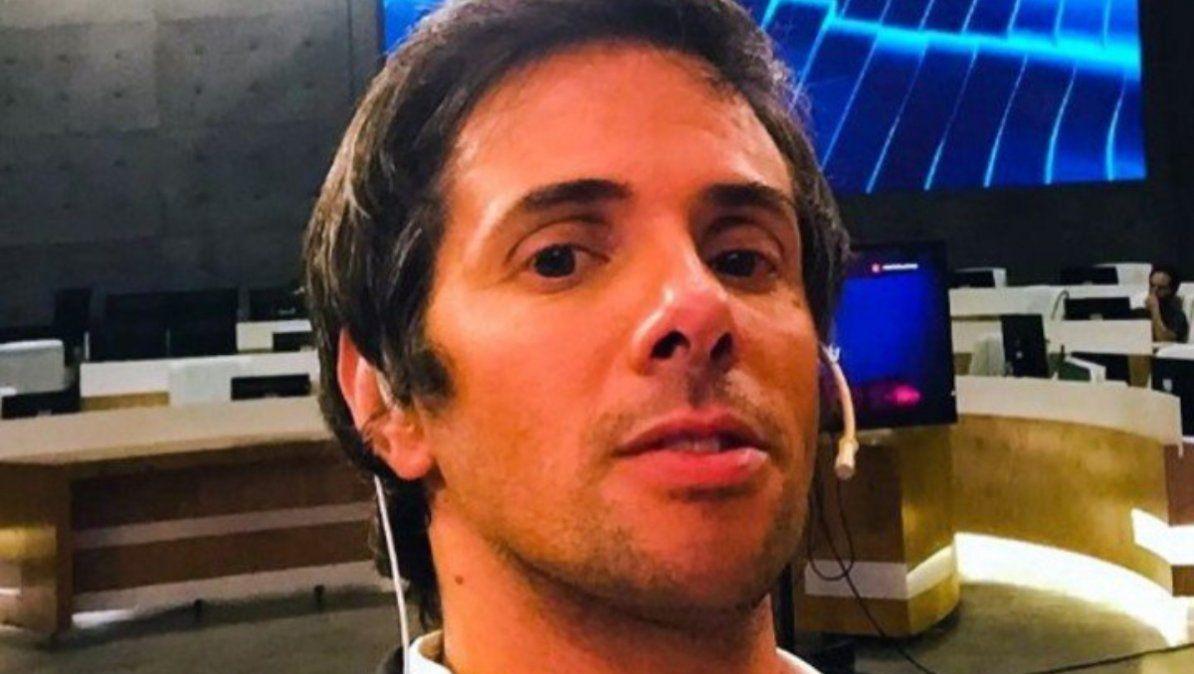 Robertito Funes publicó un enigmático tweet sobre la libertad tras su salida de C5N