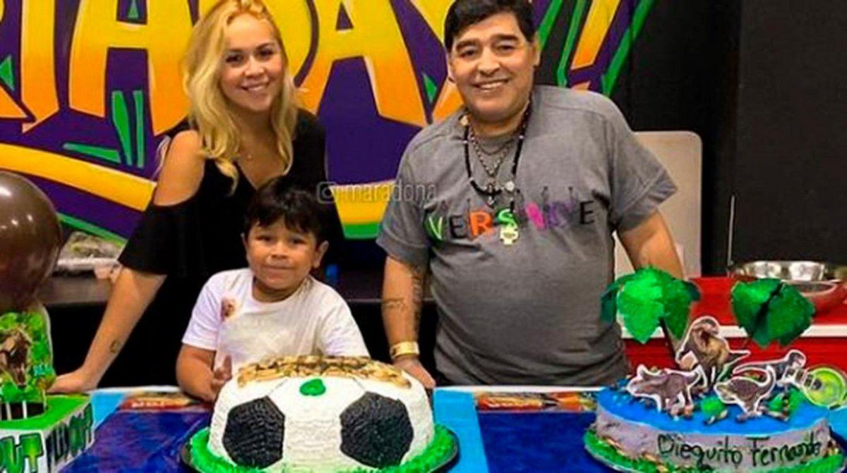 Gritos, insultos y llanto: una discusión que terminó en infarto en el entorno Maradona