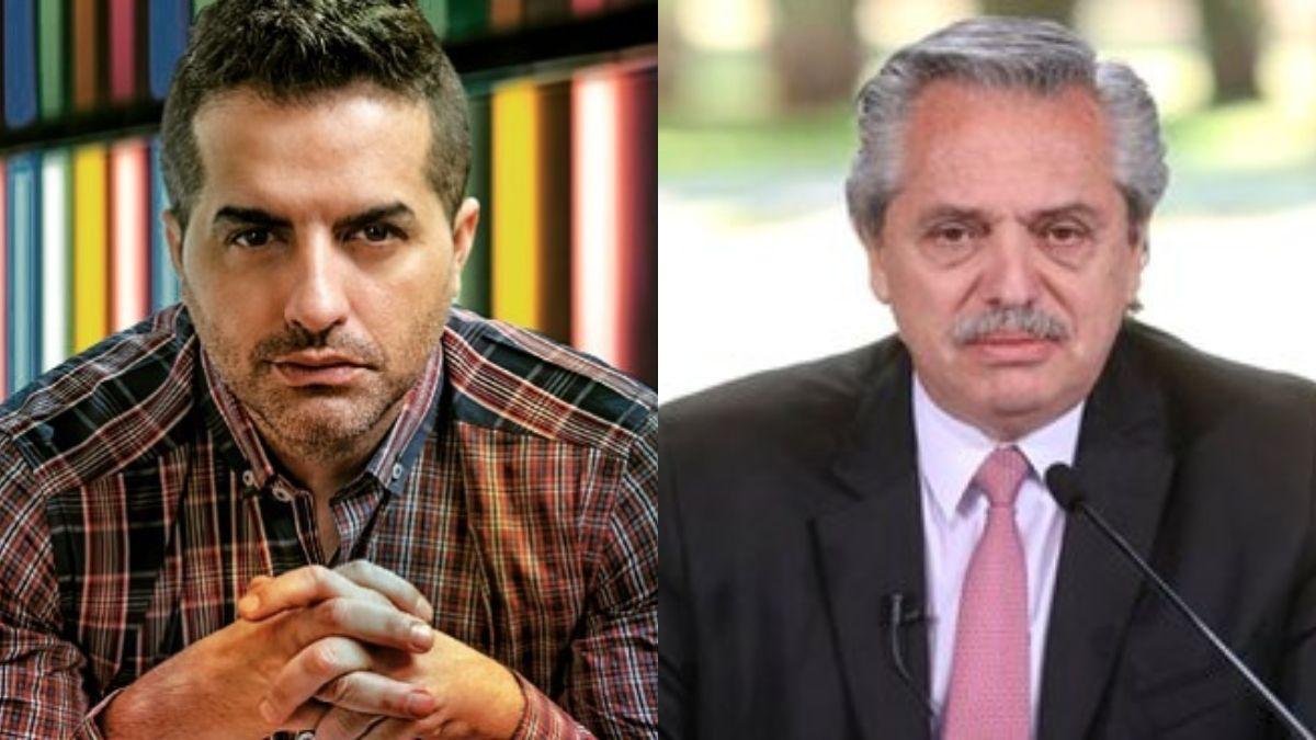 Ángel De Brito habló sobre la gestión de Alberto Fernández durante la pandemia