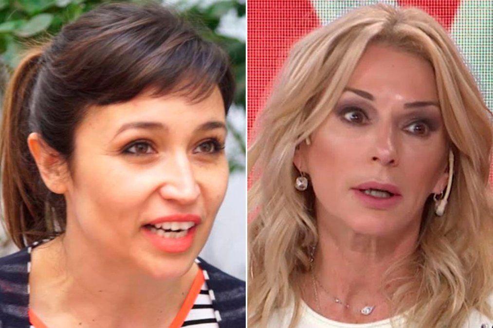 Malena Pichot fulminó a Yanina Latorre por su cruce con Julia Mengolini
