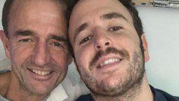 Alessandro Lequio recuerda a su hijo Álex Lequio con una tierna foto