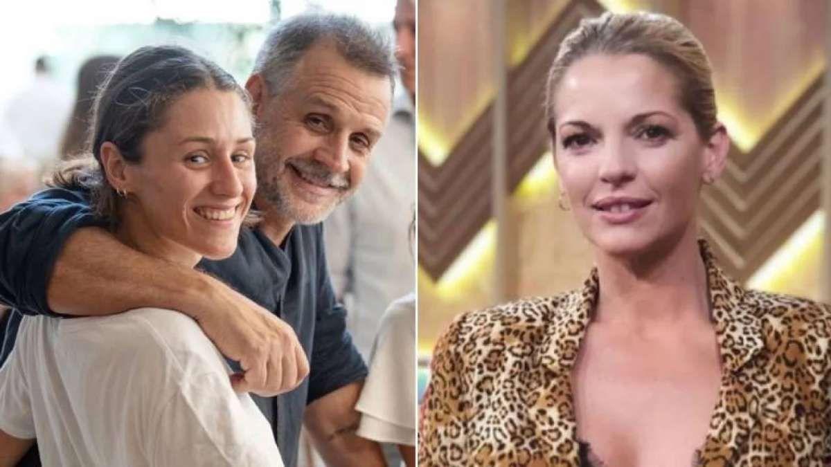 Christian Peterson reveló qué pasó con carina Zampini