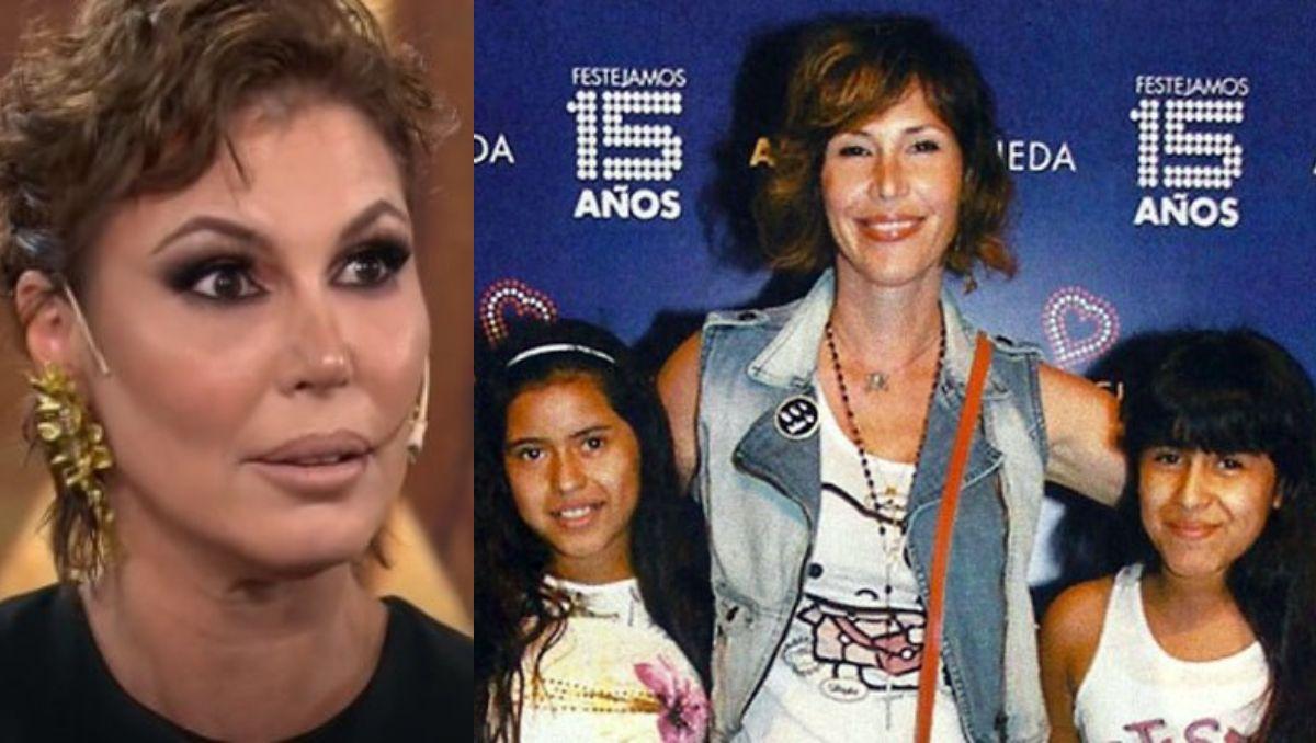 Celina Rucci y la emocionante historia de cómo adoptó a sus hijas