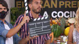 El Gran Premio de la Cocina: Juan Marconi renunció al ciclo