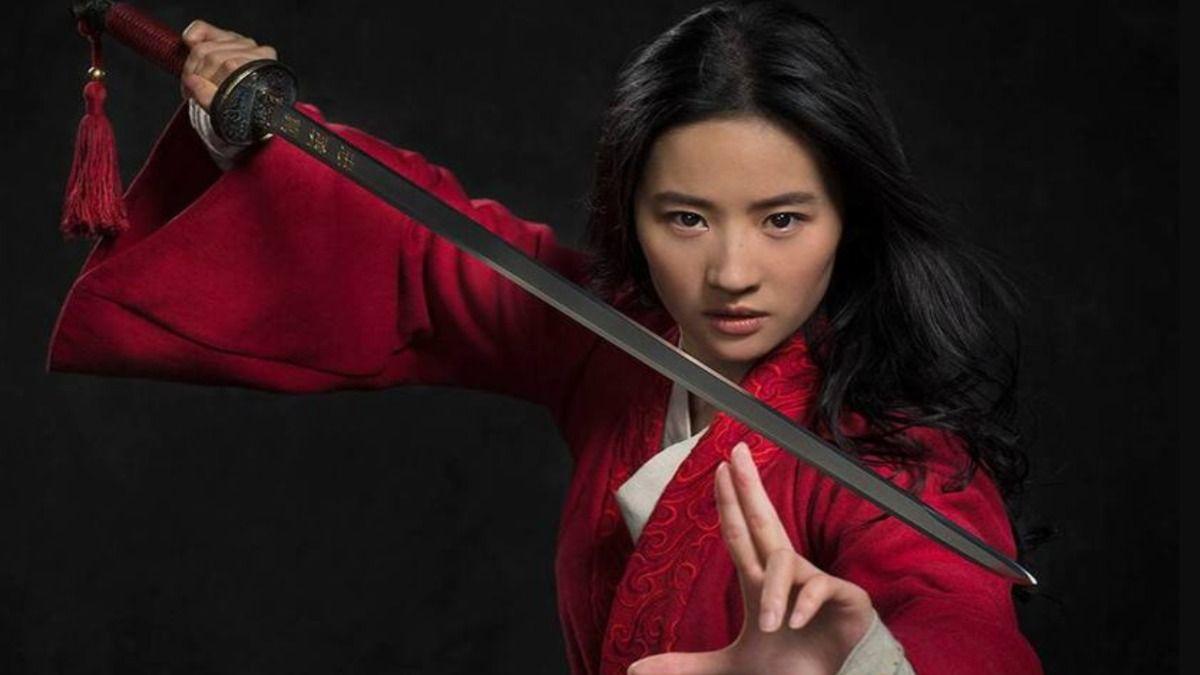 La actriz china Yifei Liu protagoniza el Live action de Mulán de Disney