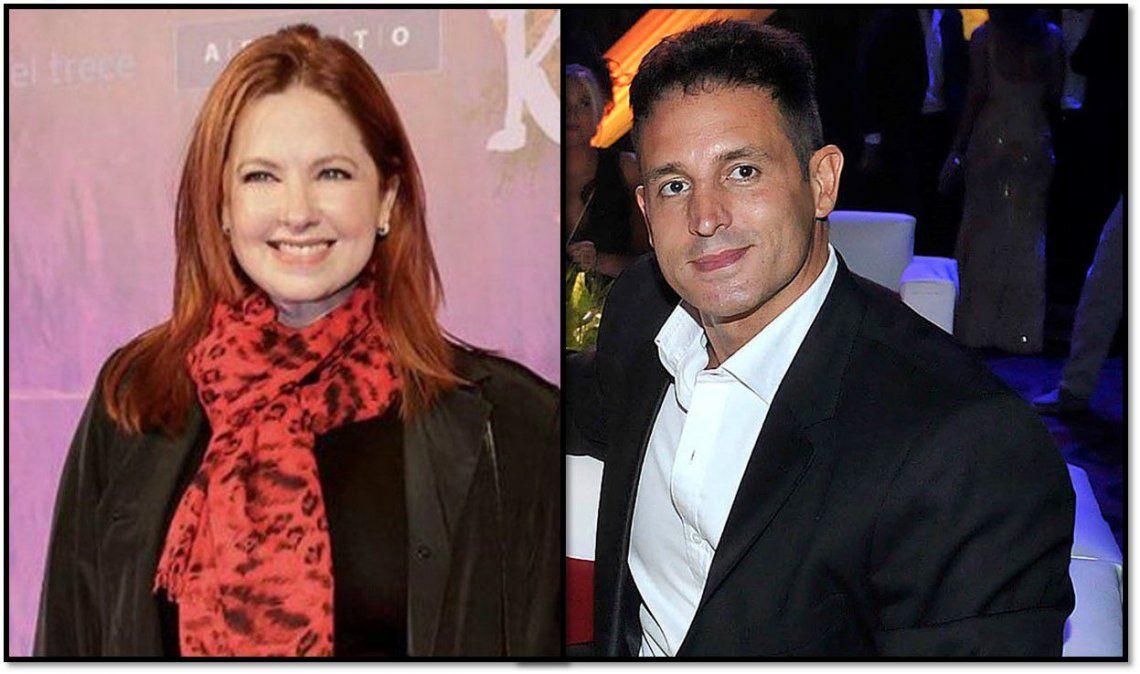 Rumores sobre romance entre Andrea del Boca y su abogado, el Dr. Juan Pablo Fioribello